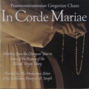 In Corde Mariae CD