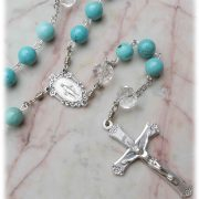 Nickel Silver Rosaries