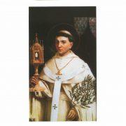 St. Norbert Holy Card