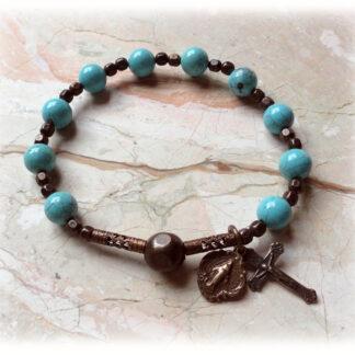 Rosary Bracelets & Rings